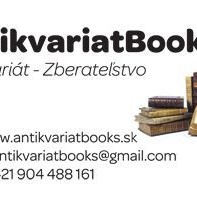 AntikvariatBooks